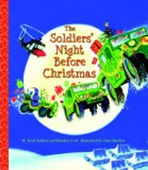 The Soldiers' Night Before Christmas (Big Little Golden Book) Cover