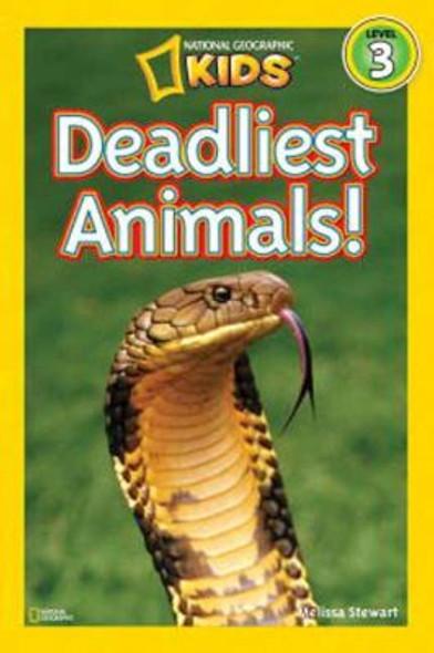 Deadliest Animals Cover