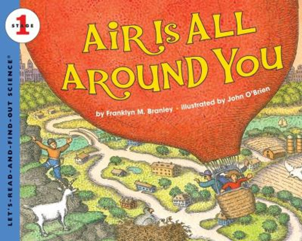 Air Is All Around You Cover