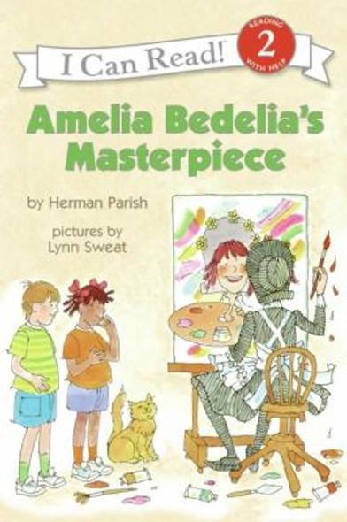 Amelia Bedelia's Masterpiece Cover