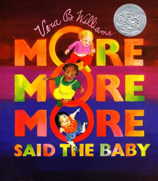 More More More, Said the Baby Cover