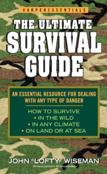 The Ultimate Survival Guide Cover