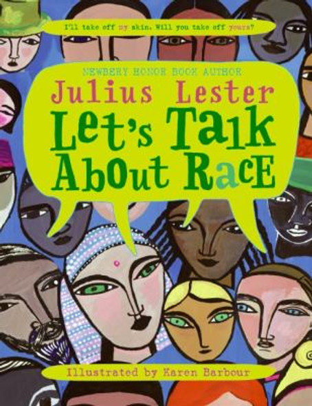 Let's Talk about Race Cover
