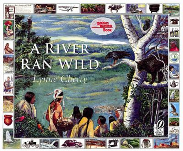 A River Ran Wild : An Environmental History Cover
