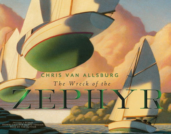 The Wreck of the Zephyr 30th Anniversary Edition Cover