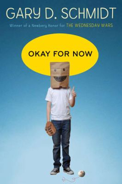 Okay for Now Cover