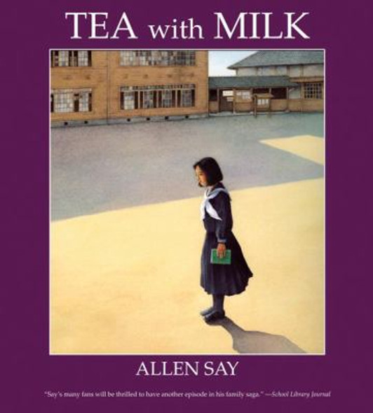 Tea with Milk Cover
