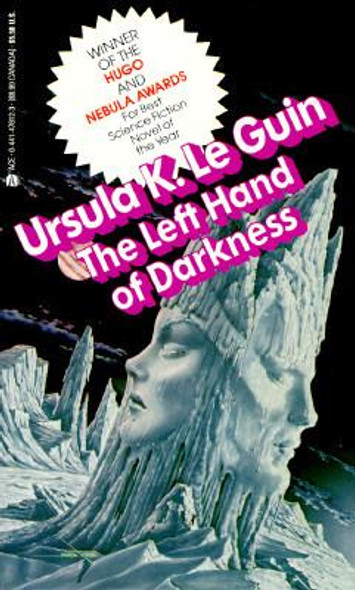 The Left Hand of Darkness Cover
