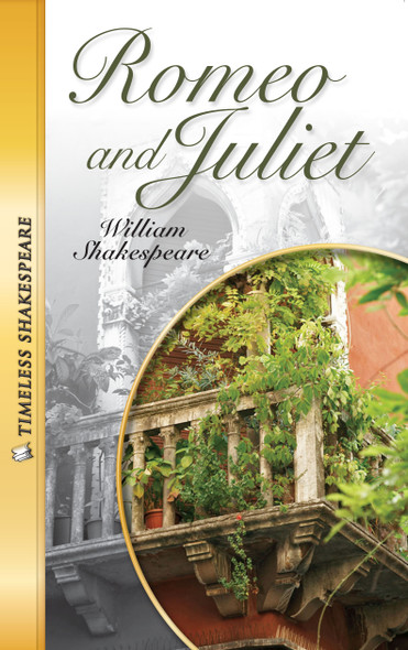 Romeo and Juliet (Timeless Shakespeare) Cover