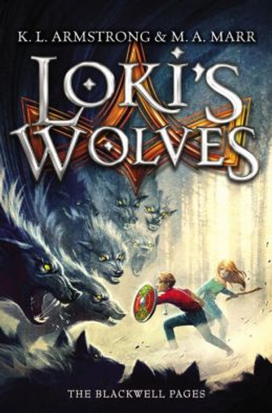Loki's Wolves Cover