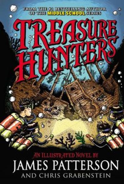 Treasure Hunters (Treasure Hunters #1) Cover