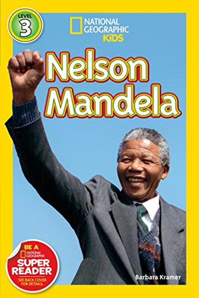 National Geographic Readers: Nelson Mandela Cover
