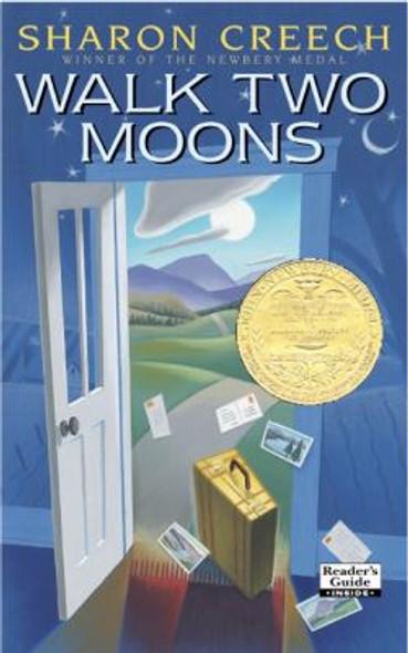 Walk Two Moons (Turtleback School & Library Binding Edition) Cover