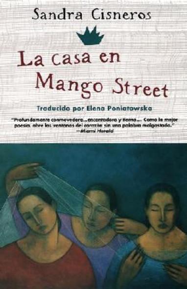 La Casa En Mango Street (The House On Mango Street) (Turtleback School & Library Binding Edition) Cover