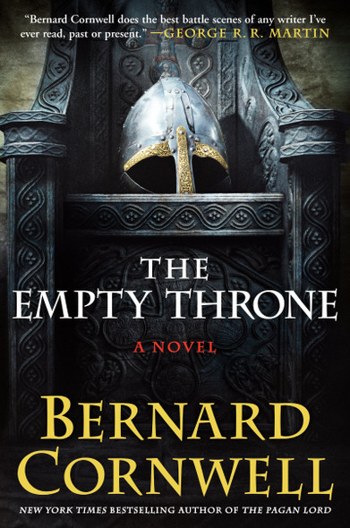 The Empty Throne: A Novel (Warrior Chronicles) Cover