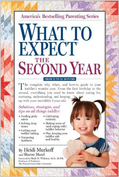 What to Expect the Second Year: From 12 to 24 Months Cover