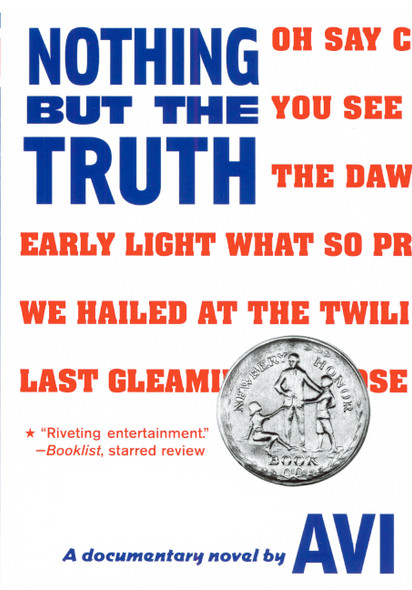 Nothing But The Truth (Turtleback School & Library Binding Edition) Cover