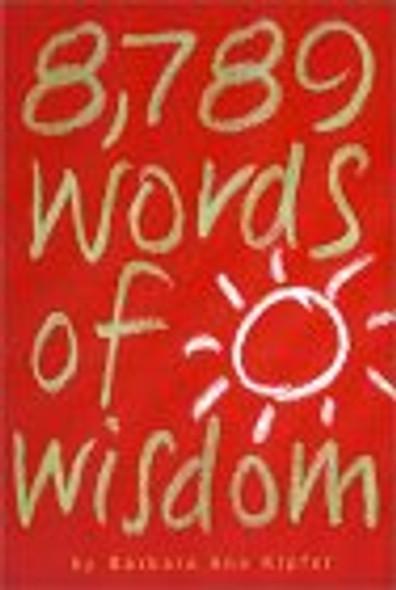 8,789 Words of Wisdom Cover