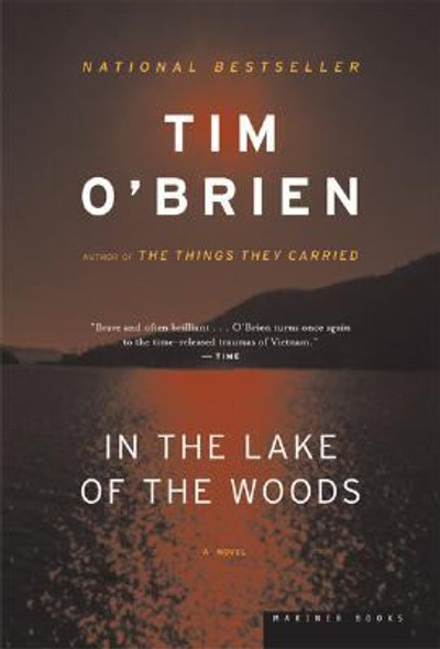 In the Lake of the Woods Cover