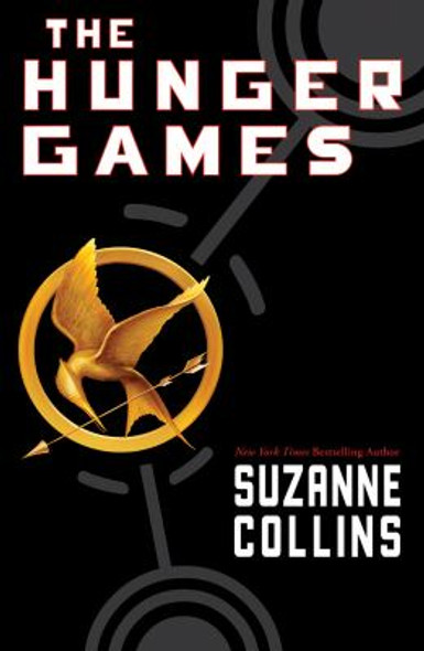 The Hunger Games (Turtleback School & Library Binding Edition) Cover