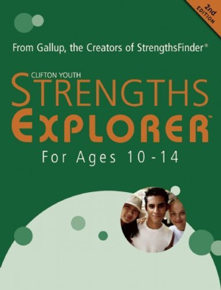 Strengthsexplorer for Ages 10 to 14 : From Gallup, the Creators of Strengthsfinder Cover
