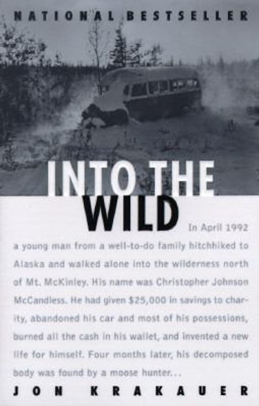 Into The Wild (Turtleback School & Library Binding Edition) Cover