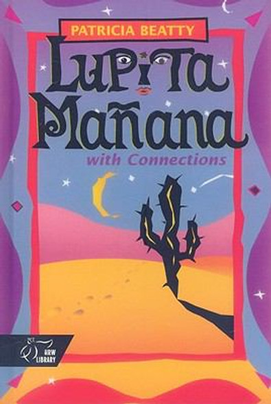 Lupita Manana: With Connections Cover