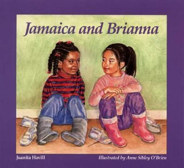Jamaica and Brianna Cover