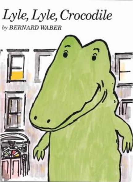 Lyle, Lyle, Crocodile Cover
