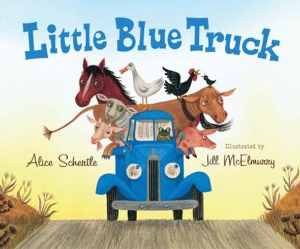 Little Blue Truck Cover