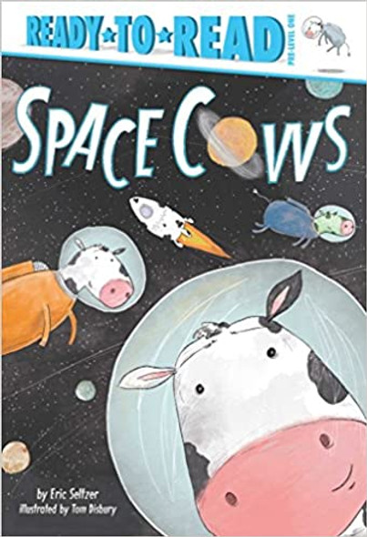 Space Cows (Ready-To-Reads) Cover