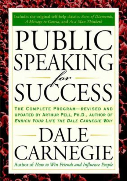 Public Speaking for Success Cover