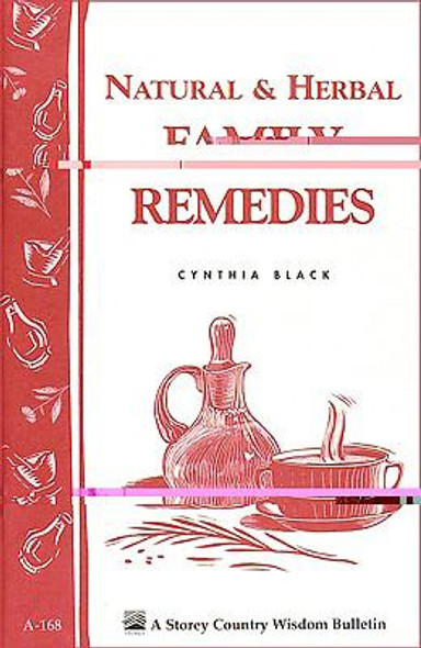 Natural and Herbal Family Remedies Cover