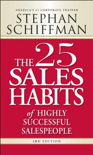 The 25 Sales Habits of Highly Successful Salespeople Cover