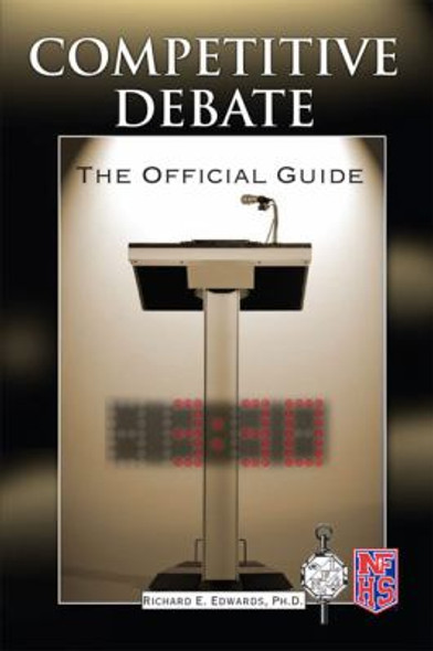 Competitive Debate: the Official Guide: The Official Guide Cover