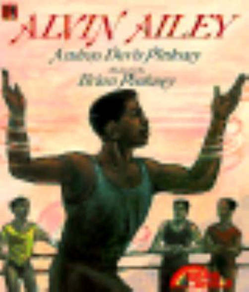 Alvin Ailey Cover