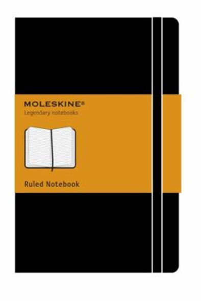 Moleskine Ruled Notebook - Large Cover