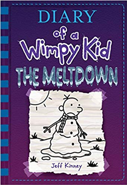 Diary of a Wimpy Kid #13: Meltdown (Diary of a Wimpy Kid #13) Cover