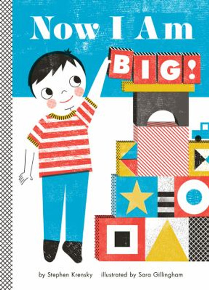 Now I Am Big! Cover