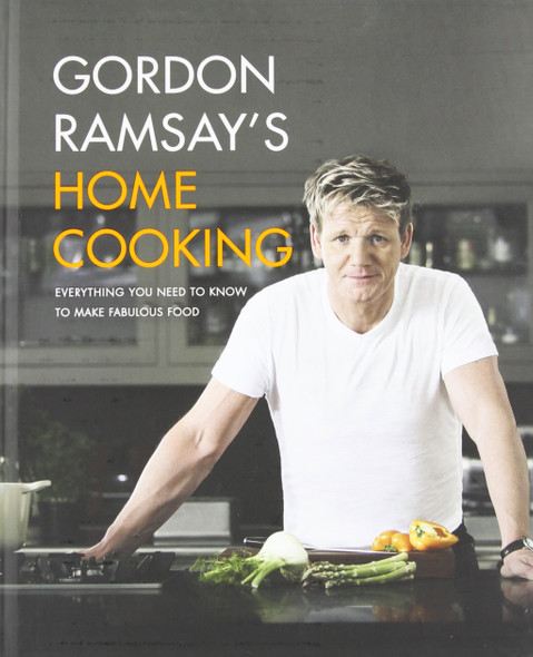 Gordon Ramsay's Home Cooking Cover