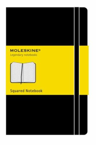 Moleskine Squared Notebook - Large Cover