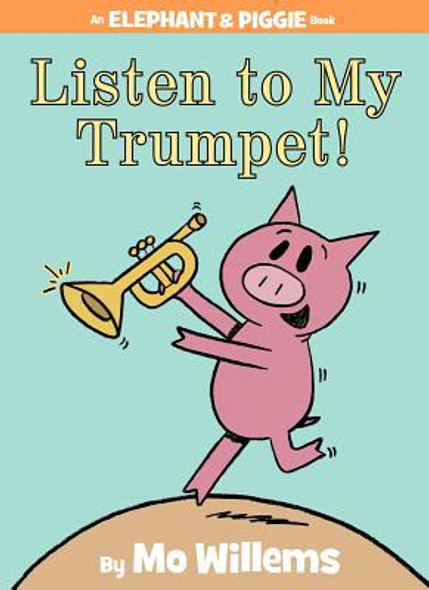 Listen to My Trumpet! Cover