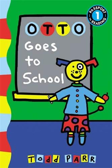 Otto Goes to School Cover