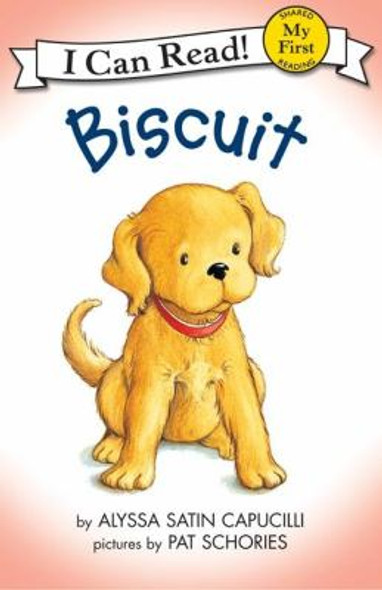 Biscuit (My First I Can Read) Cover