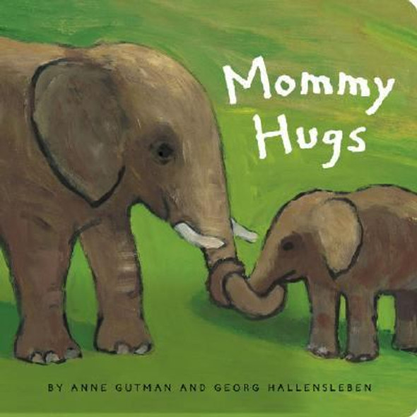 Mommy Hugs Cover