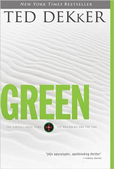 Green: The Beginning and the End Cover