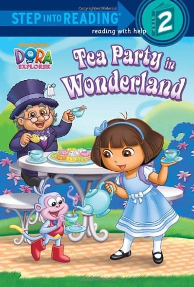 Tea Party in Wonderland (Dora the Explorer) Cover