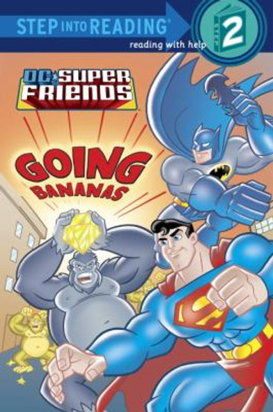 Super Friends: Going Bananas Cover