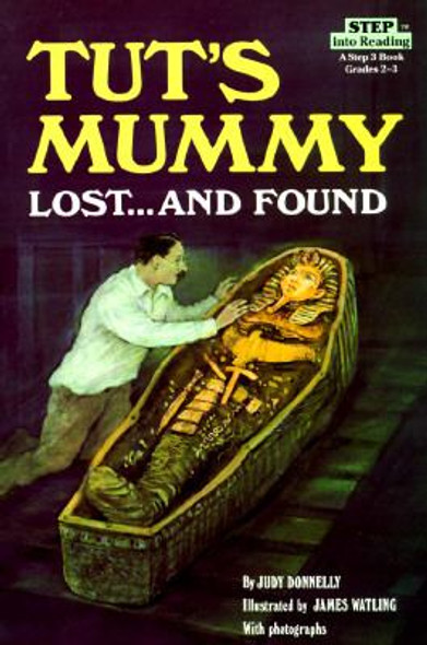 Tut's Mummy: Lost... and Found Cover