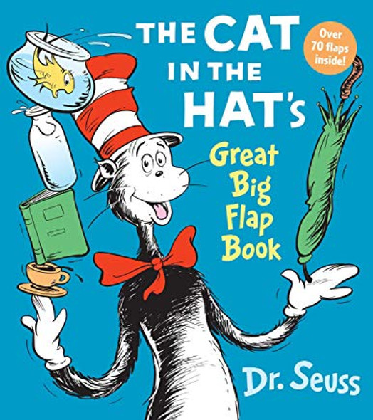 The Cat in the Hat's Great Big Flap Cover